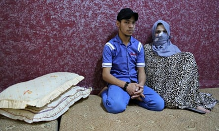 MDG : Syrian refugee girls Early Marriage in Jordan