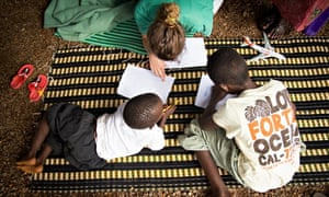 MDG : Ebola Treatment Center in Kailahun, Sierra Leone