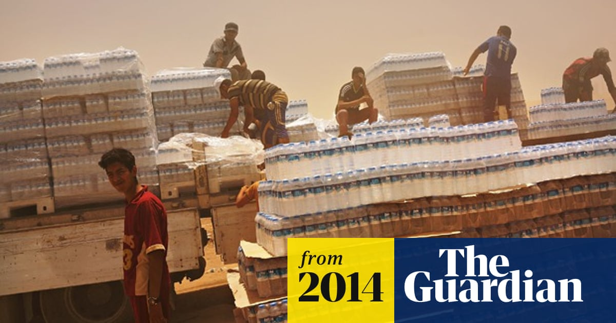 Water supply key to outcome of conflicts in Iraq and Syria, experts
