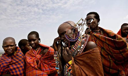 MDG : FGM in Kenya : FGM And Early Marriage for maasai girls