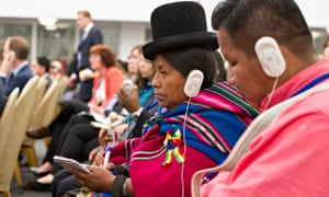 MDG : Thirteenth Session of the Permanent Forum on Indigenous Issues