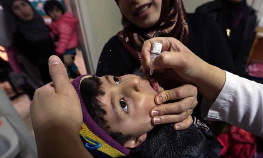 MDG: Humanitarian aid worker