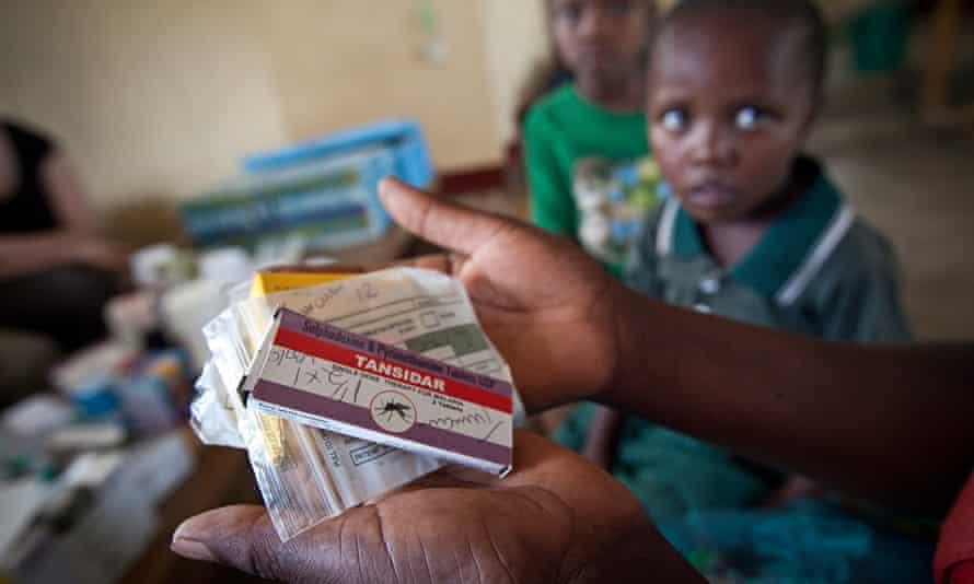 MDG: malaria