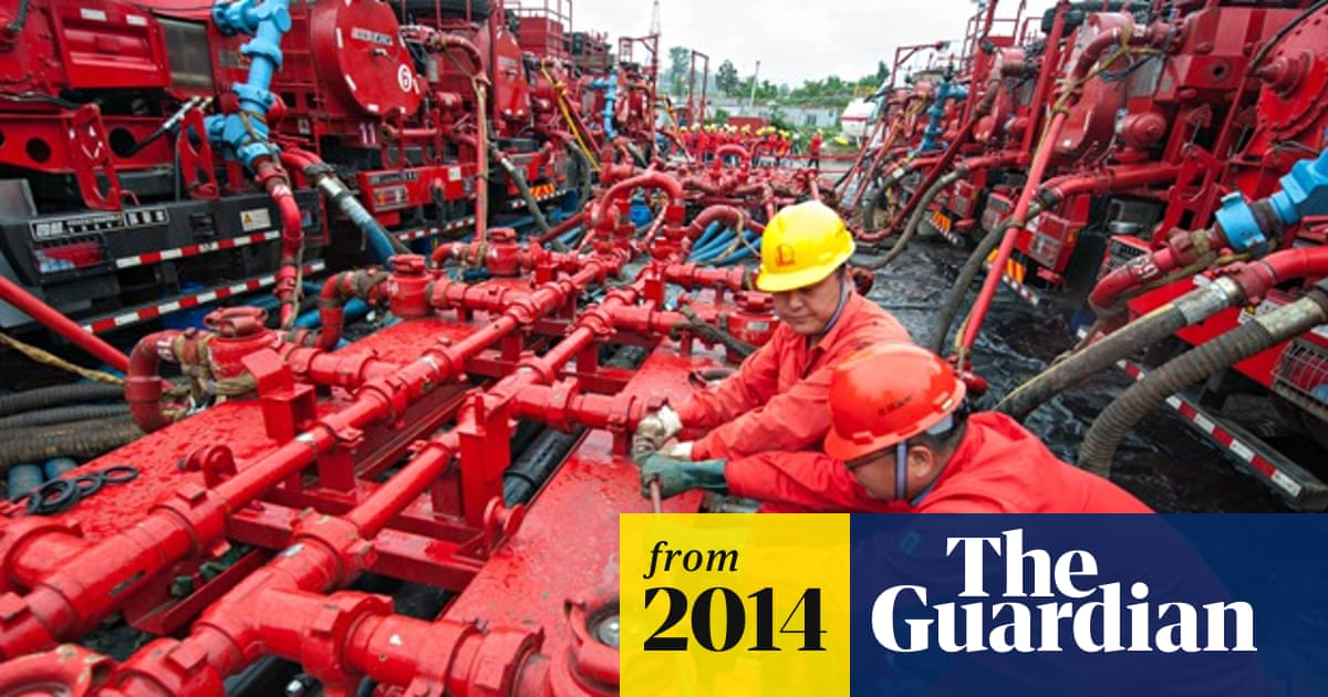 Will China's great fracking leap help it wean off coal
