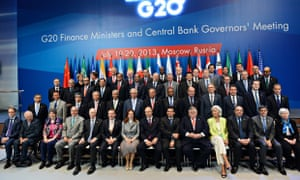 MDG : G20 tax avoidance and corruption : G20 Finance Ministers and Central Bank Governors meeting
