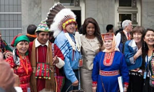 MDG : World Conference on Indigenous Peoples at UN