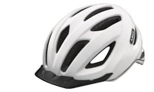 Bike blog: Abus Pedelec white helmet