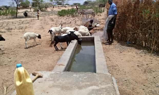 MDG : Turkana Aquifer :