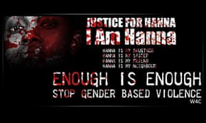 The Justice for Hanna was launched after the murder of 16-year-old Hanna Lalango, who was repeatedly raped after being abducted in Addis Ababa