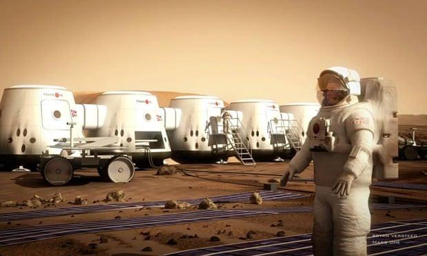 SpaceXs Elon Musk Unveils Interplanetary Spaceship to