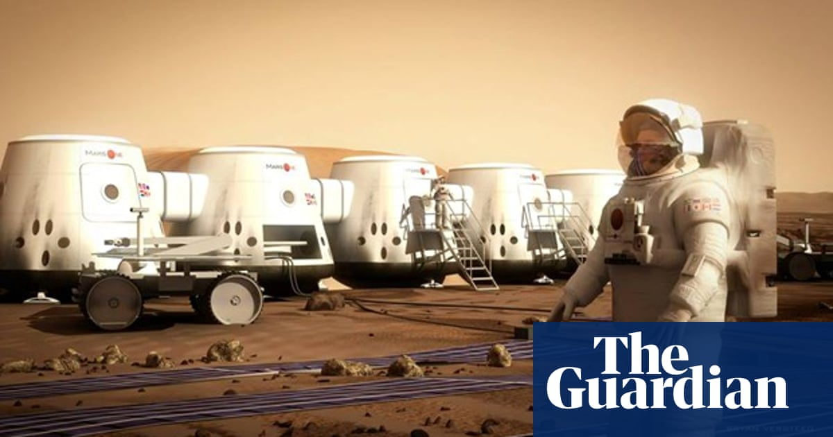 Mars One mission: a one-way trip to the red planet in 2024 | Science