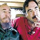 Comandante: Oliver Stone and Fidel Castro