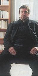 The Overeater (Eric Cantona)