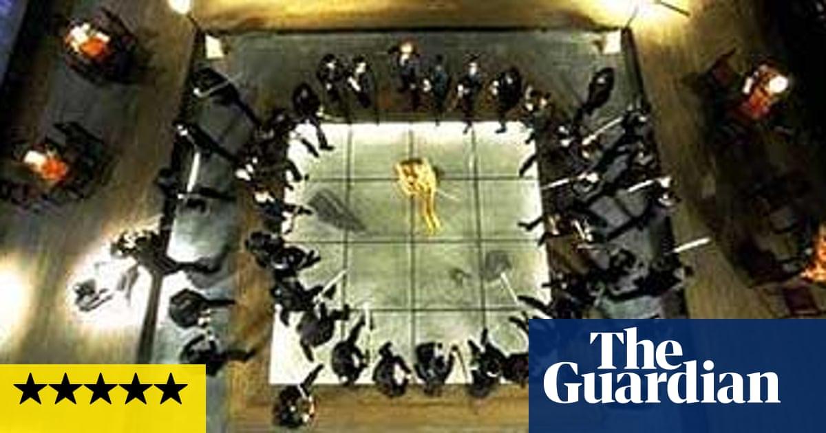 Kill Bill Volume 1 Quentin Tarantino The Guardian