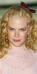 Nicole Kidman at Venice 2004