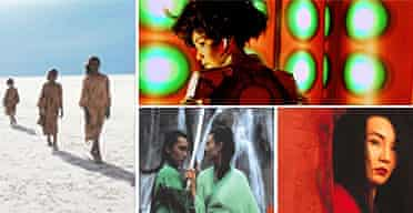 Montage of the cinematography of Christopher Doyle