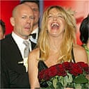 Bruce Willis and Goldie Hawn