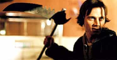 Ray Bullock Jr as Joe in Soul Searcher