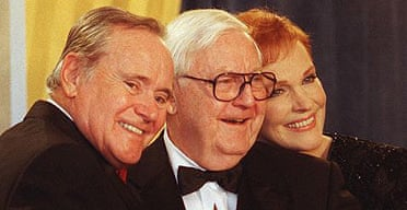 Robert Wise (with Julie Andrews and Jack Lemmon)