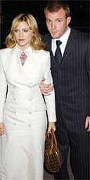Guy Ritchie with Madonna