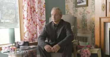 Bill Murray in Broken Flowers