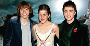 Harry Potter and the Goblet of Fire premiere, London
