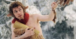 James McAvoy in The Chronicles of Narnia