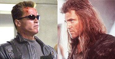 Terminator and Mad Max