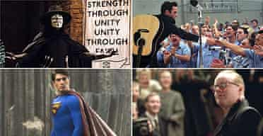 Films to watch in 2006: V for Vendetta, Walk the Line, Capote and Superman Returns