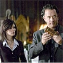 Audrey Tatou and Tom Hanks in the Da Vinci Code 2006