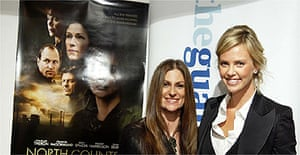 Niki Caro and Charlize Theron NFT Interview | Film | The