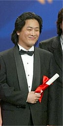 Park Chan-Wook at Cannes 2004
