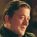 Stephen Fry in V for Vendetta