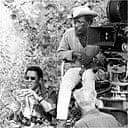 Director Gordon Parks during filming of The Learning Tree, 1968