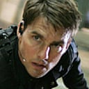 Mission Impossible III starring Tom Cruise