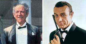 Sid James and Sean Connery