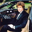 Knight Rider's David Hasselhoff and KITT