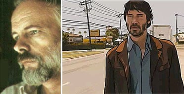 Philip K Dick and A Scanner Darkly