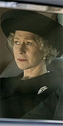 Helen Mirren as The Queen
