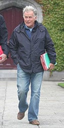 Martin Sheen at the National University of Ireland, Galway