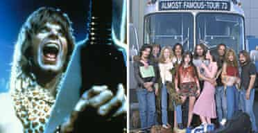 This is Spinal Tap and Almost Famous