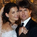 Tom Cruise and Katie Holmes wed