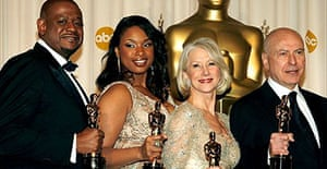 Oscars 2007 winners: Forest Whitaker
