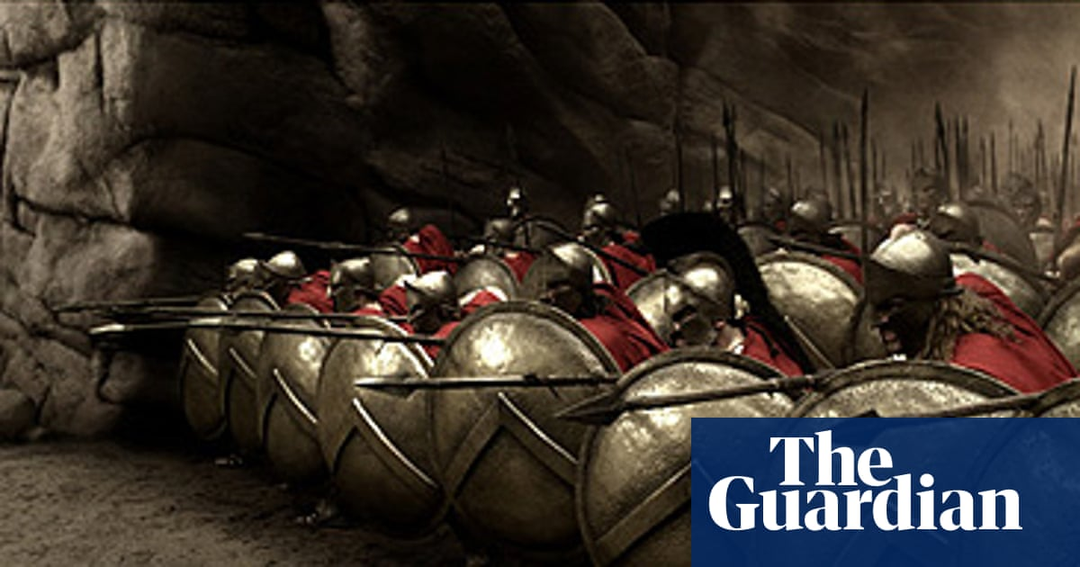 The Hollywood guide to ancient Greece | Film | The Guardian