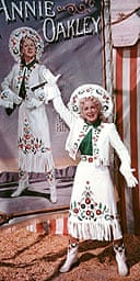 Betty Hutton as Annie Oakley