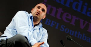 Shane Meadows at the Guardian/BFI interview