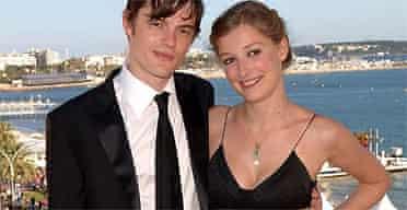 Control actors Sam Riley and Alexandra Maria Lara