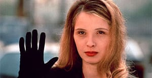 Julie Delpy in Three Colours: White