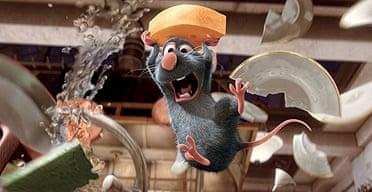 Ratatouille Film The Guardian