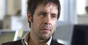 Paddy Considine in the Bourne Ultimatum